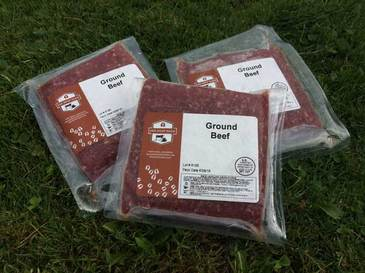 Red Hoof Farm Ground Beef